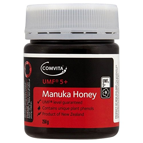 Comvita Active 5+ Manuka New Zealand Honey (250g) - Pack of 2