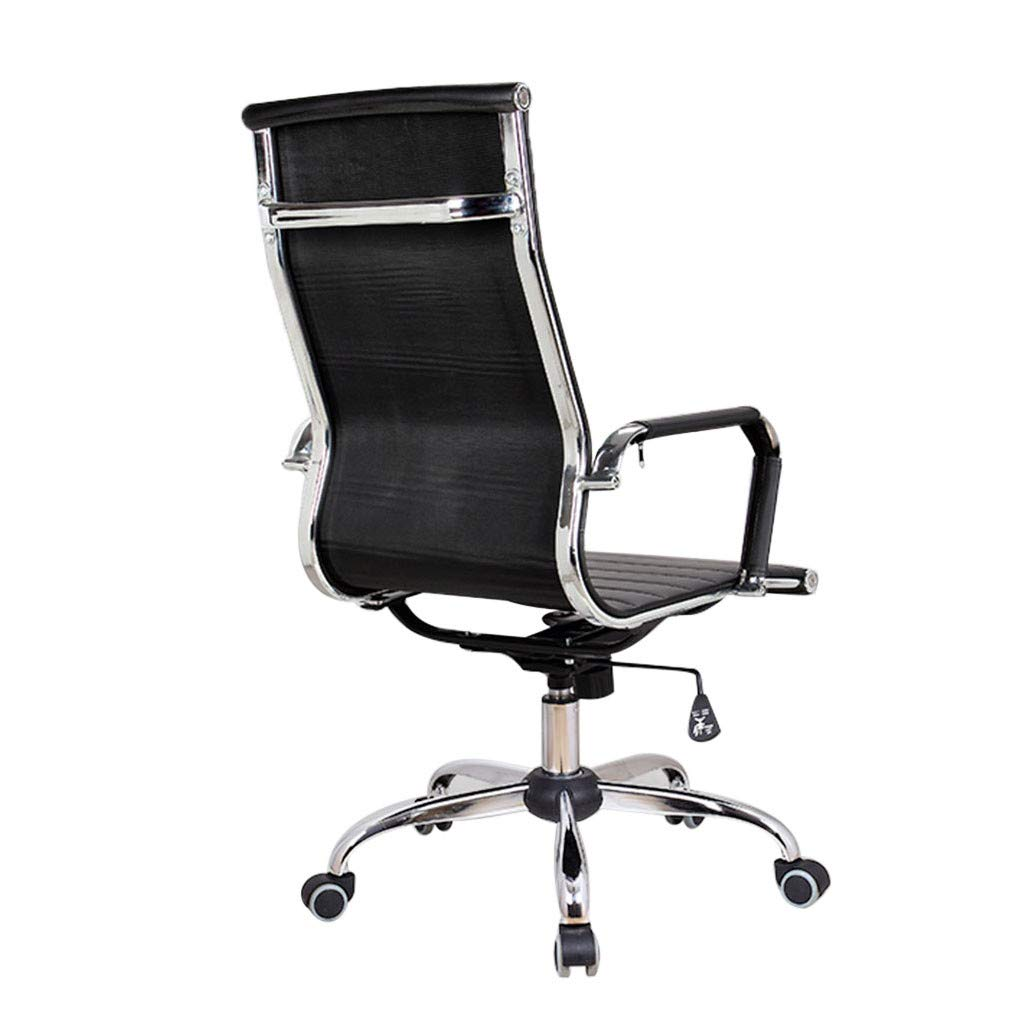 Chair, Dingji Office Chair Leather Desk Gaming Chair Massage Function Adjust Seat Height
