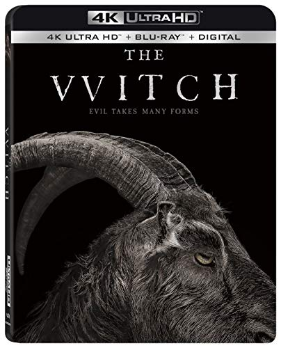 (The Witch [Blu-ray])