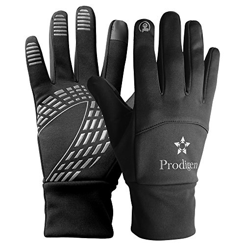 Prodigen Outdoor Winter Gloves Touchscreen Waterproof Warm Gloves Insulated Thermal Gloves for Cycling,Riding,Driving,Running,Biking Sports for - Sports List Snow