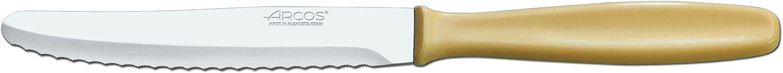 Arcos 370200 - Cuchillo de mesa, 125 mm: Amazon.es: Hogar