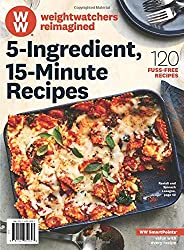 Weight Watchers 5 Ingredient, 15 Minute Recipes