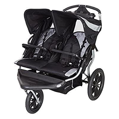 Baby Trend Navigator Lite Double Jogger Stroller, Europa by Baby Trend that we recomend personally.