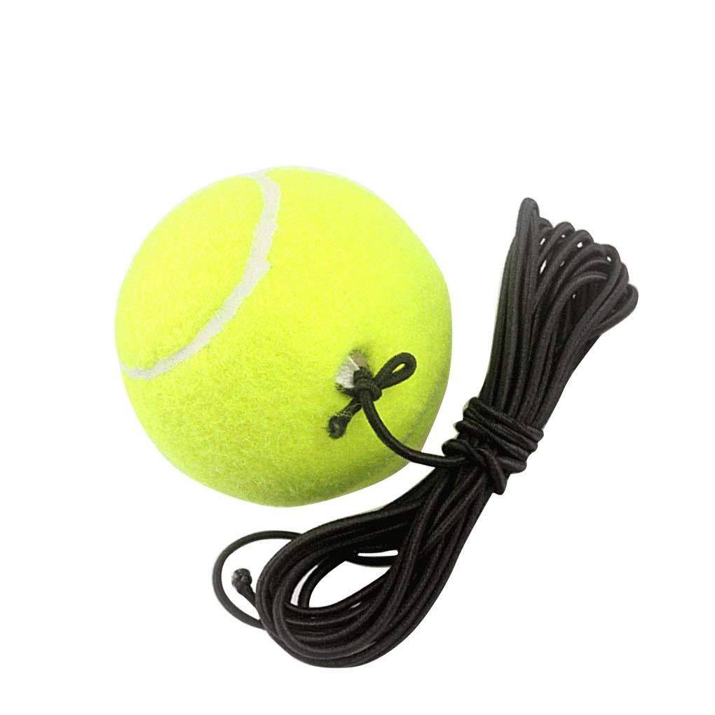 Sunlera - Pelotas de Tenis (Goma, elásticas, para Principiantes ...