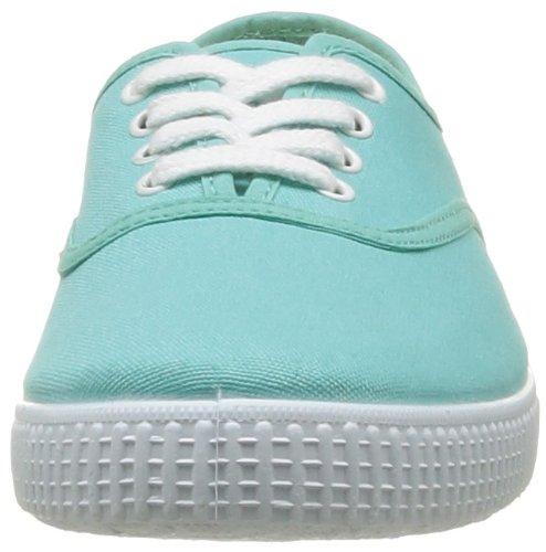 Unisex Inglesa Agua Blu Sneaker Victoria Adulto Lona tAxqwfdR