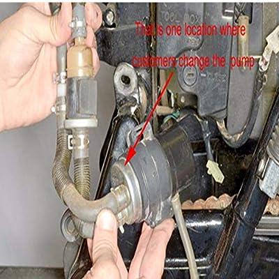 Fuel Pump For Yamaha Royal Star Venture 1300 XVZ1300TF 1999-2009: Automotive