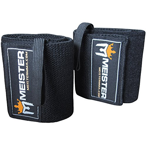 Elastic Support Lifting Wrist Wraps product image