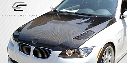 Carbon Creations ED-YPS-250 Executive Hood - 1 Piece Body Kit - Compatible For BMW 3 Series 2007-2010