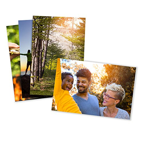Photo Prints - Luster - Standard Size (5x7) (Best Way To Order Prints From Iphone)