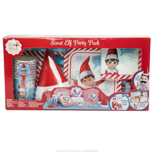 The Elf on the Shelf - scout elf party pack for -