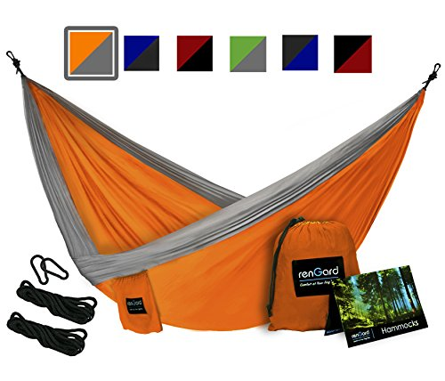 RenGard Portable Camping Hammock Multi functional