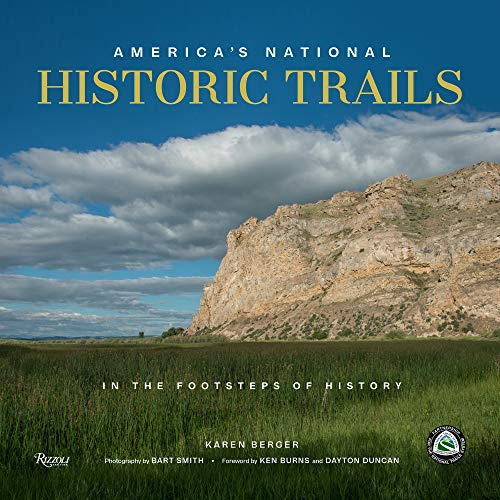 Book Cover: America's National Historic Trails: In the Footsteps of History