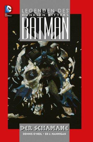 Batman - Legenden des Dunklen Ritters #1: Der Schamane ***Auf 444 Exemplare limitiertes Hardcover*** (Panini, 2014)