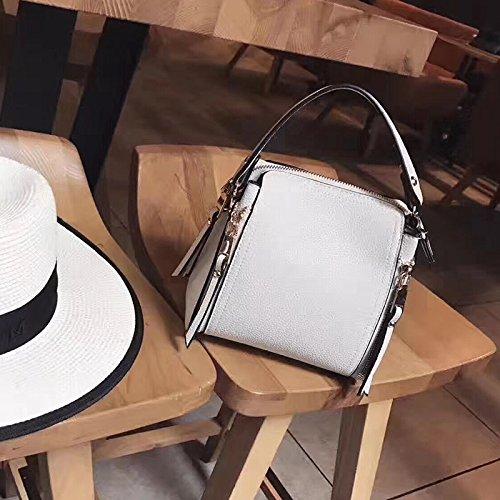 Ljiang Eimer Mit Handtasche Diagonal Handtasche Mini - Pack,Des