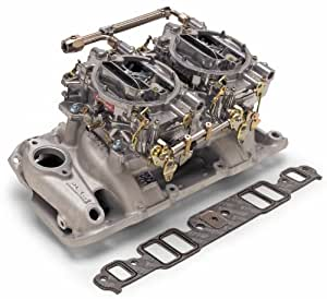 Edelbrock 2025 RPM Dual-Quad Kit