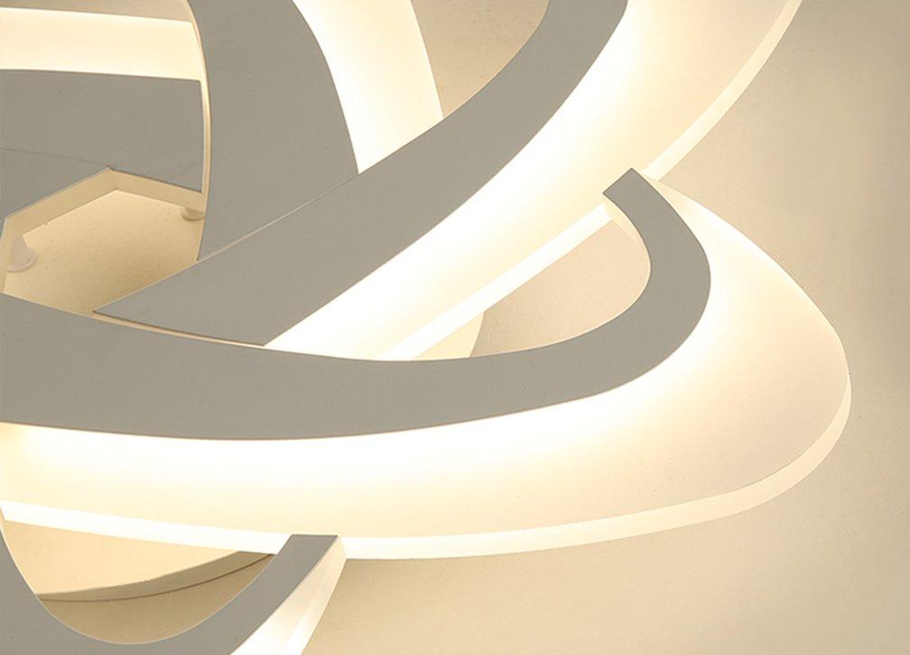 Led dimmbar deckenleuchte schlafzimmerlampe moderne designer lampe