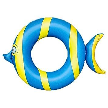 JF Fila de flotación del Anillo de natación de pez Payaso ...