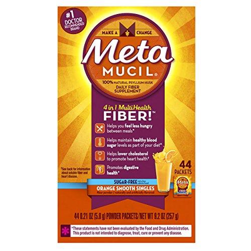 Metamucil orange sans sucre
