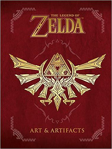 The Legend of Zelda: Art & Artifacts (DARK HORSE BOOK)