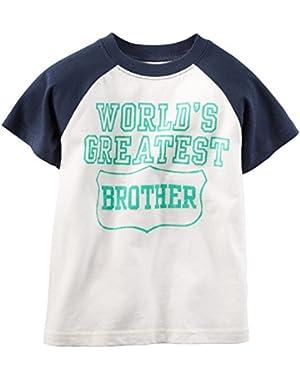 Carter's Baby Boys' Slogan Tee (Baby)