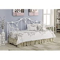 Coaster 300216 Home Furnishings Daybed, Twin, White