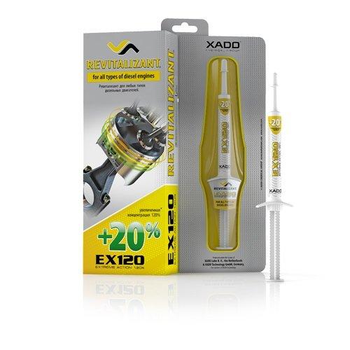 (XADO EX120 (Revitalizant) - Diesel (Box 8 ml))