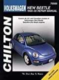 Chilton Total Car Care Volkswagen New Beetle, 1998-2010 Repair Manual (Chilton's Total Car Care Repair Manuals)