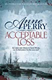 """""""Acceptable Loss (William Monk 17)"""" av Anne Perry"""