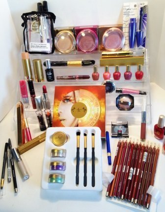 Wholesale-Makeup-Lot-60-Piece-Assortment-Covergirl-Maybelline-Amore-Mio-and-More