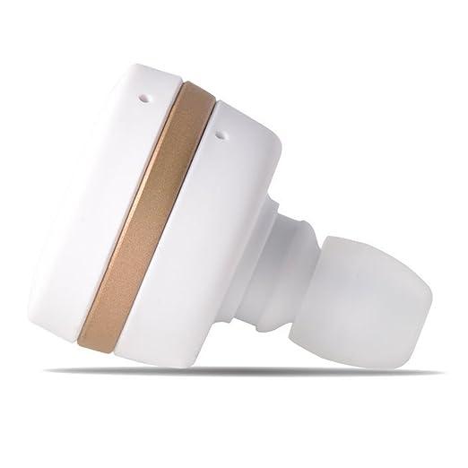 250 opinioni per dizauL Mini In Ear senza fili Bluetooth Stereo Headset auricolare con microfono