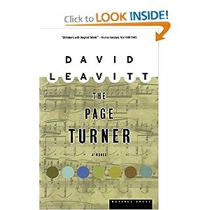 The Page Turner David Leavitt