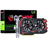 Placa de Vídeo Nvidia GEFORCE GTX 1060 6GB OC Dual-Fan GDDR5X 192 Bits 60NRJ7DSX1PY, PC Yes