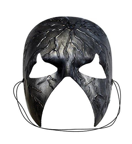 Success Creations Gravestone Black Hand-Painted Masquerade