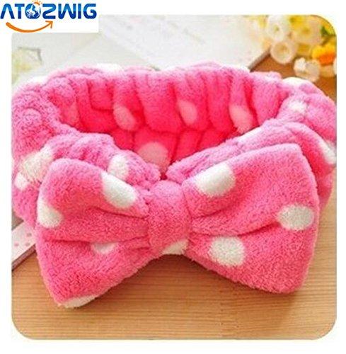 ATOZWIG Striped Soft Hair Headband product image