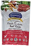 Stewart 402761 Beef Raw Naturals Freeze Dried Dog Food, 4 oz