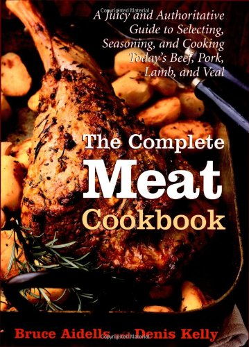 Complete Meat Cookbook Bruce Aidells product image