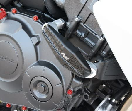 Satz Gsg Moto Sturzpads Streetline Passend Für Cb 1000 R Cb1000r Sc60 08 10 Auto