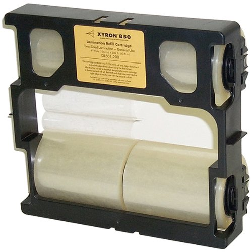 - Xyron 850 Laminate/Adhesive Refill Cartridge 1 pcs sku# 633461MA