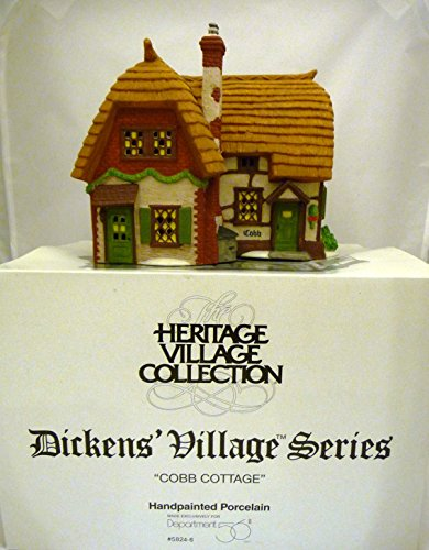 Heritage Village Collection; Dicken's Village Series:
