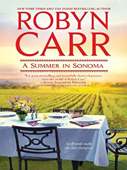 A Summer in Sonoma by [Carr, Robyn]