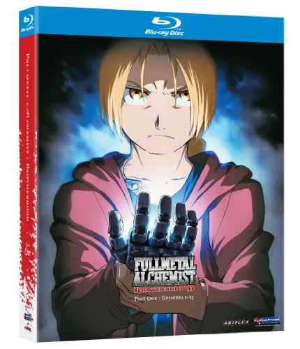 Fullmetal Alchemist: Brotherhood, Part 1 [Blu-ray]