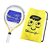 Best Kids Tennis Rackets - weierfu Junior Tennis Racket for Kids Toddlers Starter Review