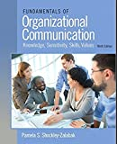 img - for Fundamentals of Organizational Communication, Books a la Carte (9th Edition) book / textbook / text book
