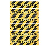 """Fasmov 6 Pack 6 x 24 inches""""Watch Your"""