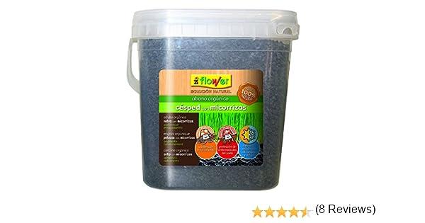 Flower 70567 70567-Abono orgánico césped con micorrizas, No aplica, 17.5x13.5x15 cm: Amazon.es: Jardín