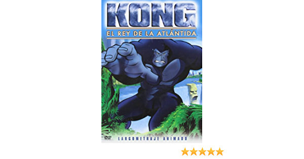 Kong:El Rey De La Atlantida [DVD]: Amazon.es: Varios: Cine y ...