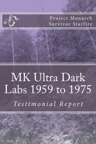 MK Ultra Dark Labs ()