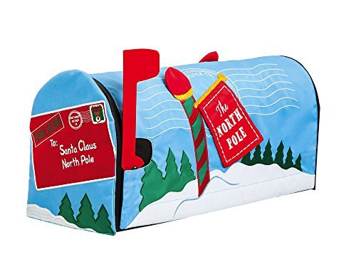 North Pole Mailbox Cover by Evergreen
