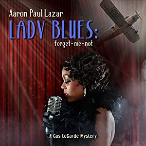 Lady Blues: forget-me-not Audiobook