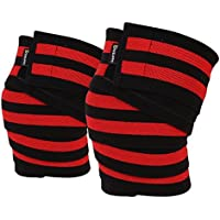 Knee Wraps for Squats, Cross Training WODs, Powerlifting,...